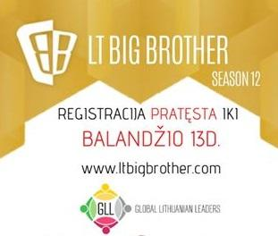 LT Big Brother - profesinės mentorystės projektas lietuviams visame pasaulyje