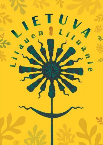 Lietuvos stendai Migracijos, tautų ir kultūrų festivalyje