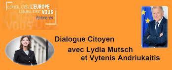 Dialogas su piliečiais sveikatos apsaugos klausimais
